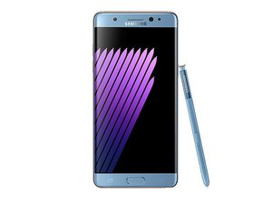 Samsung Galaxy Note7の修理