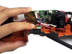 LED Grip Light Switch