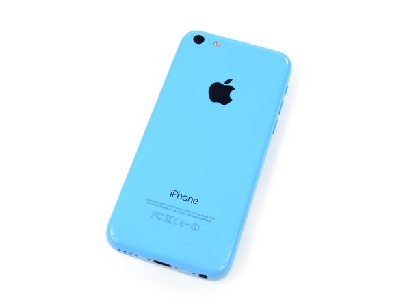 What makes the iPhone 5c different from the iPhone 5s? We're bent on finding out. For starters, the rear case is composed of plastic—looks like our work here is done…
