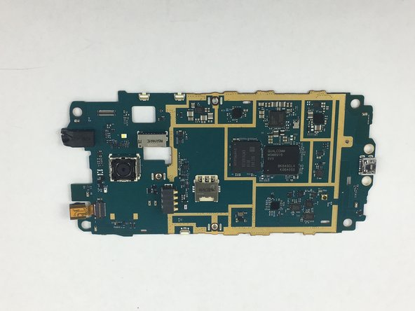 Samsung Galaxy Luna Motherboard Replacement