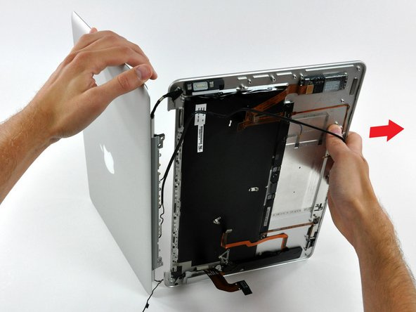 MacBook Air Models A1237 and A1304 Display Assembly Replacement