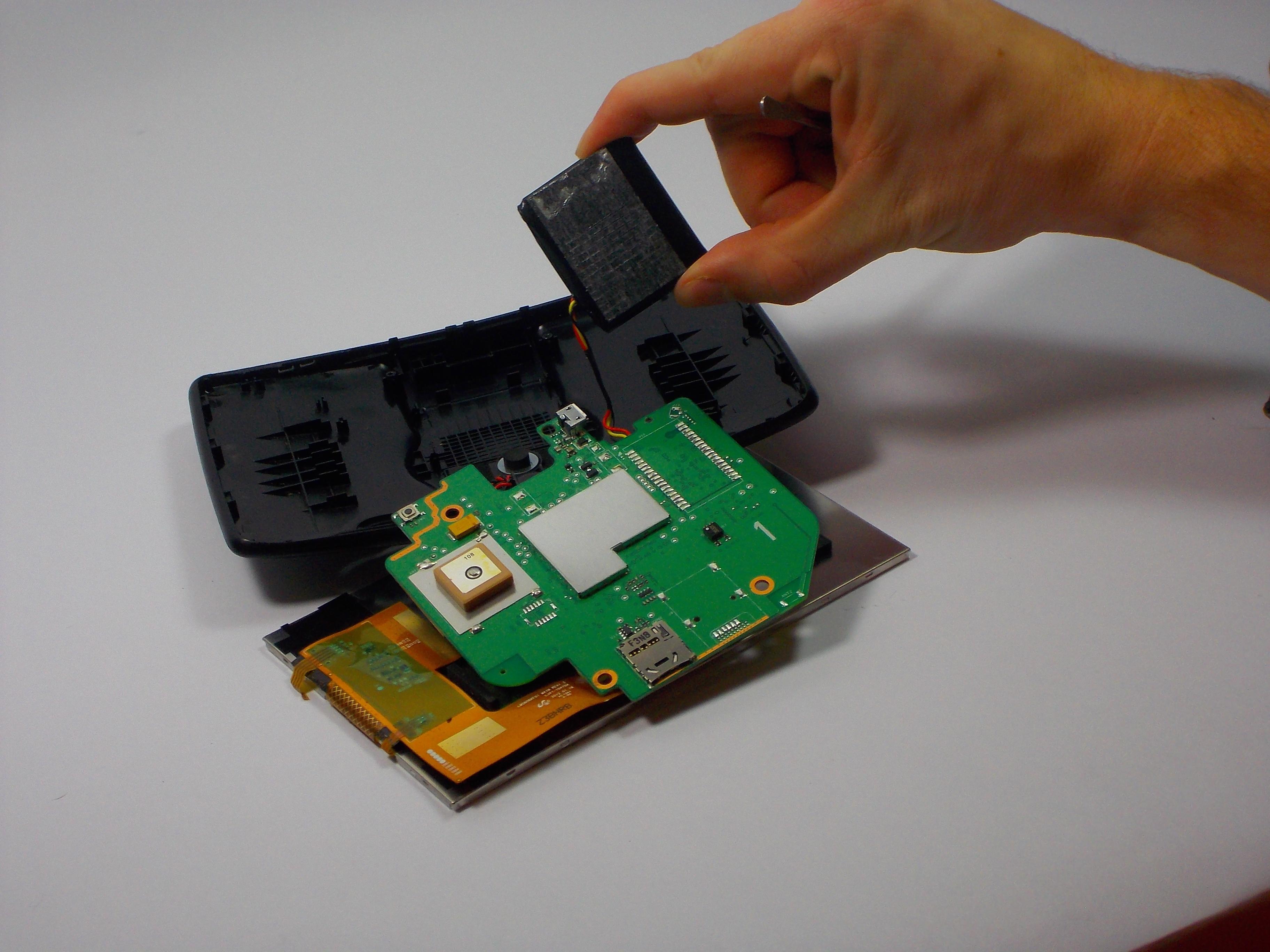 tomtom via 1605tm repair ifixit rh ifixit com TomTom 1605TM GPS TomTom GPS 7 Inch