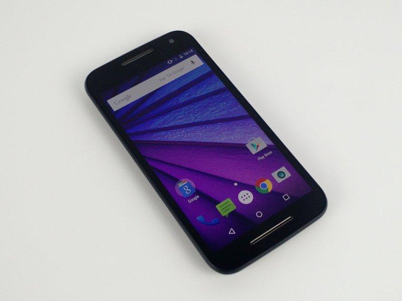 Motorola Moto G 3rd Generation Troubleshooting - iFixit