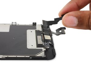 FaceTime Camera and Sensor Assembly