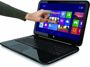 HP TouchSmart 15-f010dx