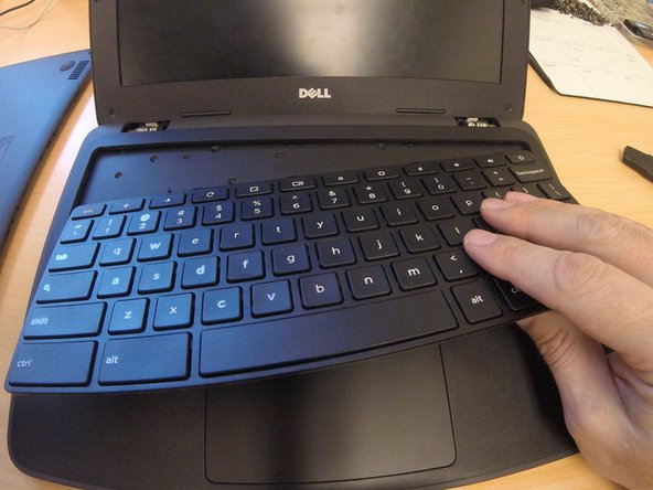 Dell chromebook 3180 Keyboard Replacement