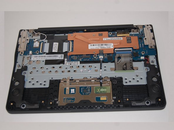 Samsung Chromebook 3 XE500C13-K02US Motherboard Replacement