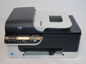 HP Officejet J4550 All-in-one