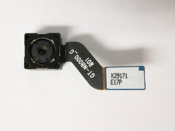 This is your camera.  Replace it with the new part.