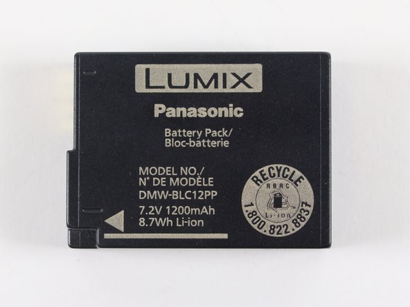 Panasonic Lumix DMC-FZ1000 Battery Replacement