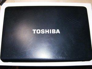 how to reset a toshiba satellite c655