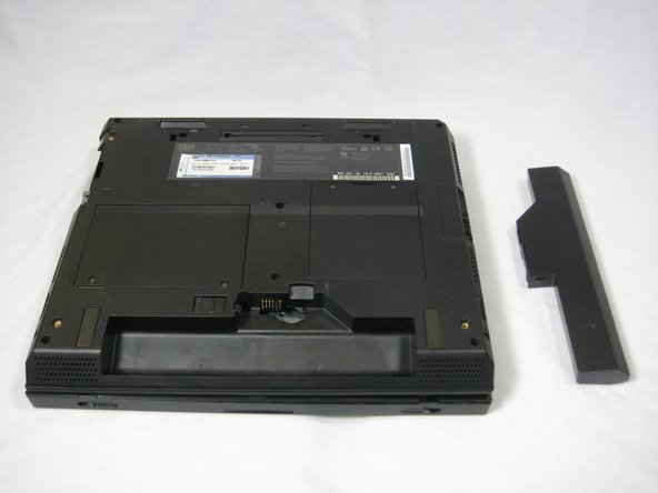 Disassembling IBM ThinkPad A30 Battery