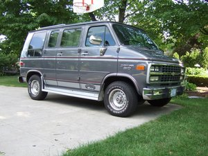 1971-1996 Chevrolet Van Repair