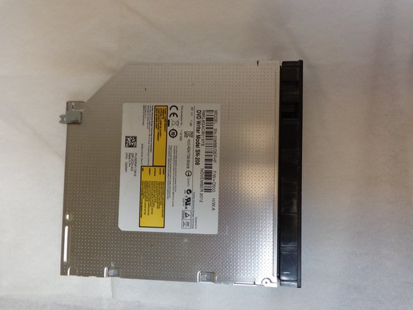 Dell Inspiron 3520 Optical Drive Replacement