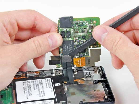 Motorola Droid 2 Motherboard Replacement