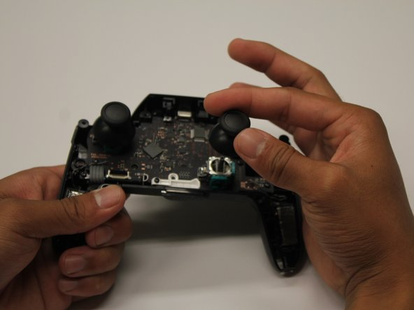 Nintendo Switch Pro Controller Joystick-Kappen tauschen