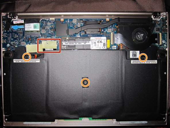 Remove the back cover. There are no warranty stickers, so there is nothing to worry about.