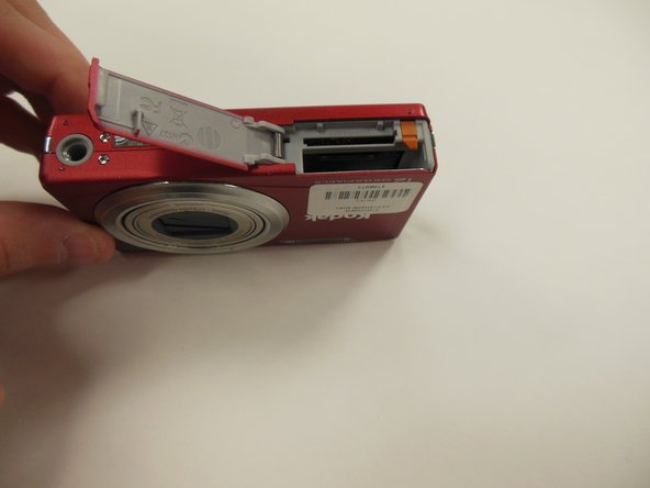 Kodak EasyShare M381 SD Card Replacement