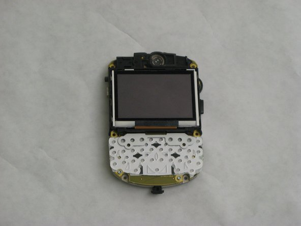 Blackberry 7520 LCD Screen Replacement