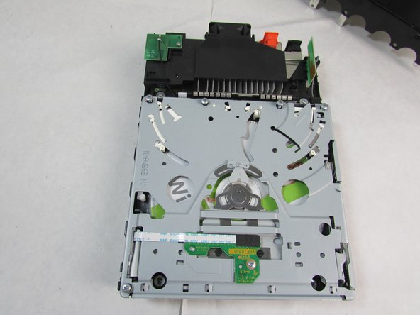 Nintendo Wii 2011 DVD Drive Replacement/Repair