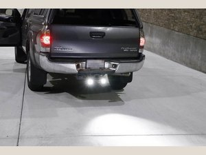 Tow Hitch Pod Light