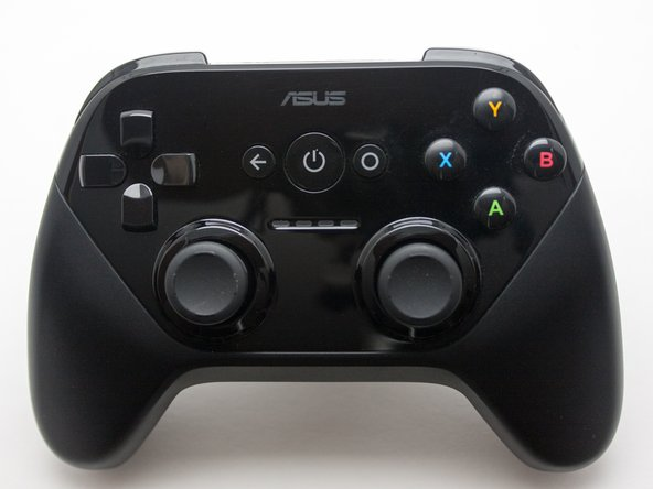 ASUS TV500BG Bluetooth Controller Disassembly