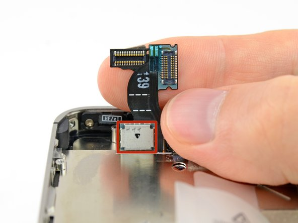 Image 1/1: After reassembly, clean the touchscreen surface with an alcohol wipe prior to turning the iPhone back on. The alcohol helps dissipate any lingering static electricity, which can cause problems with the display.