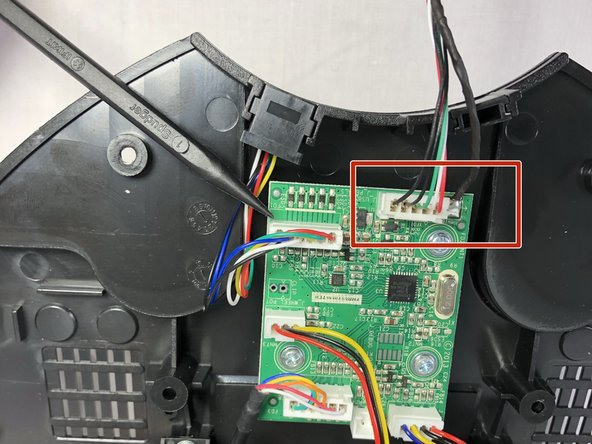 For more information on how to solder and desolder connections, please visit this guide.
