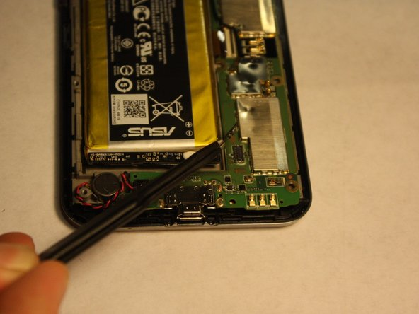 Once the Battery has been successfully removed, move on to the step 2.