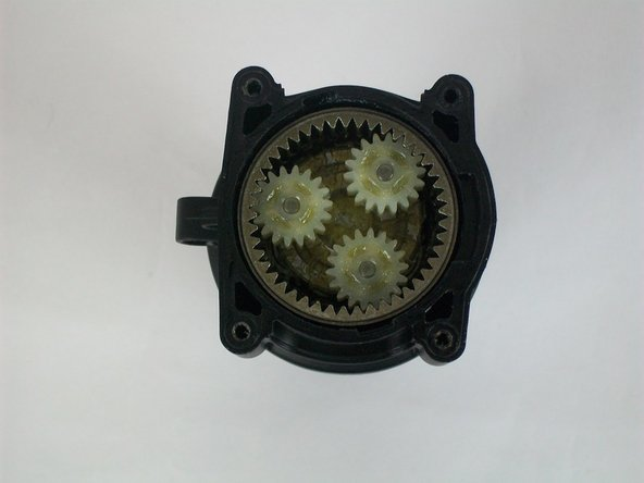 Image 1/1: If it is then you will need to change the broken gear.