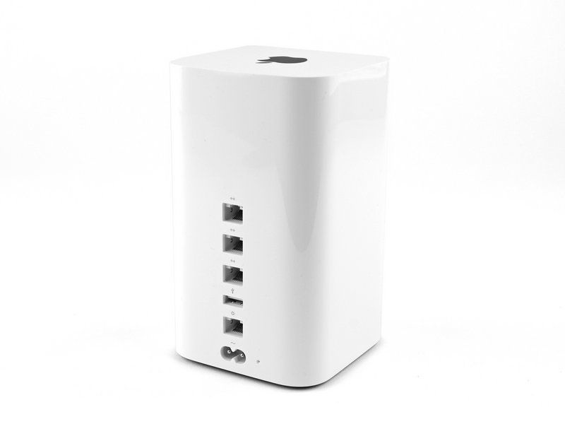 reset airport extreme
