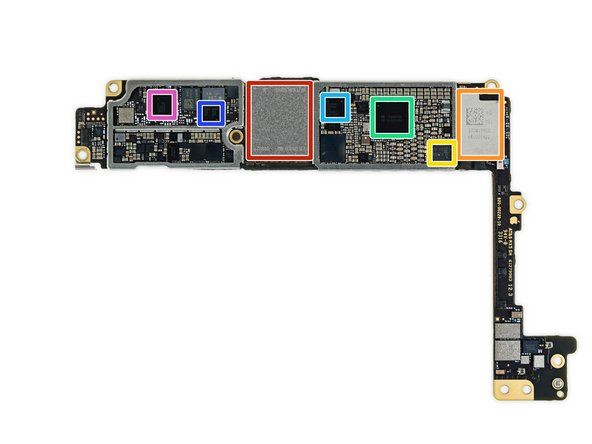 Image 1/1: Toshiba THGBX6T0T8LLFXF 128 GB NAND Flash