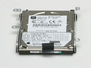 "iBook G3 12"" Hard Drive Replacement"