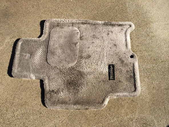 How To Clean Car Floor Mats