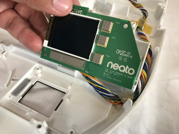 Neato Botvac D75 LCD Screen Replacement