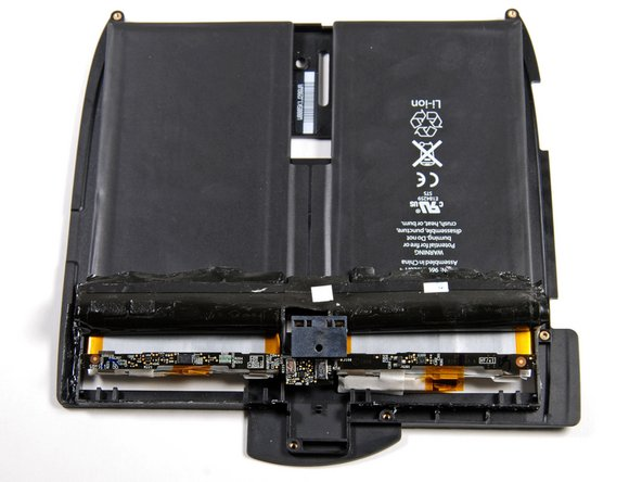 The second shot shows the battery cover peeled back to expose the protection and connection circuitry for each Li-Poly battery.