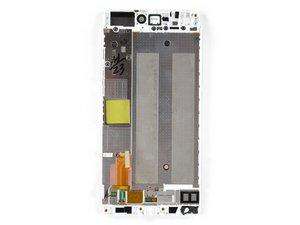 Sostituzione display e relativo telaio dello Huawei P8