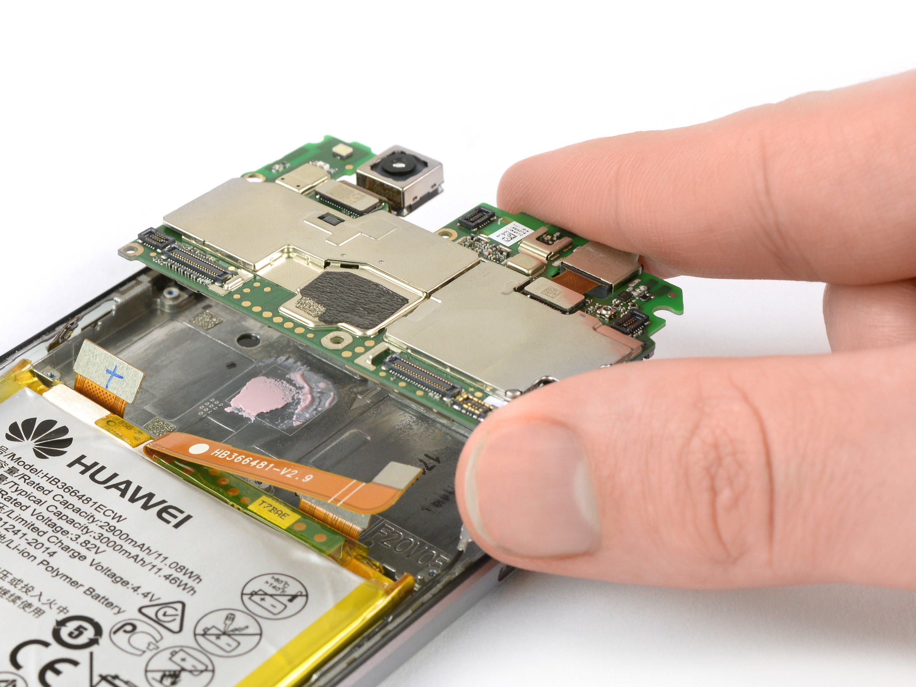 Schemi Elettrici Huawei : Huawei p10 lite motherboard replacement ifixit repair guide