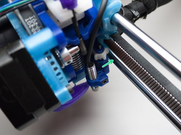 By turning PINDA adjust knob, it is simple to adjust PINDA height.  For example when swapping between smooth and textured PEI sheet or different brand nozzles.