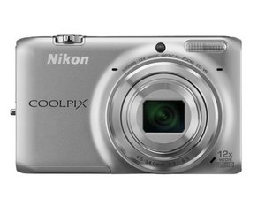Nikon Coolpix S6500 Repair
