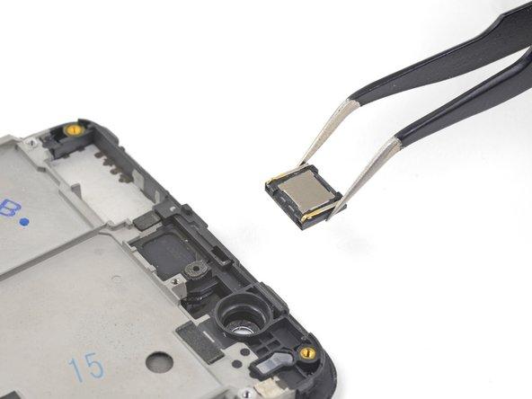 OnePlus 5 Earpiece Speaker Replacement