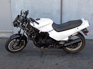 1987-1993 Kawasaki Ninja 500 Repair