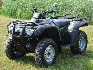 2004-2006 Honda Rancher 350 Four Wheeler Repair