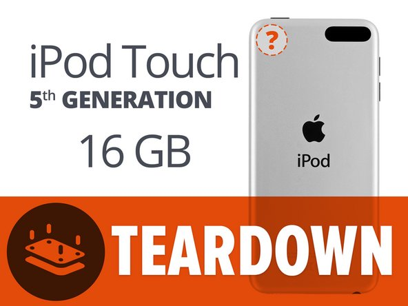 Sneaky, sneaky Apple. Thought you could pull a fast one on us by releasing a new stripped down version of the current iPod Touch 5th Generation? Not on our watch. We've got one, and we're going in!
