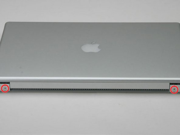 "PowerBook G4 Aluminum 15"" 1-1.5 GHz Display Replacement"