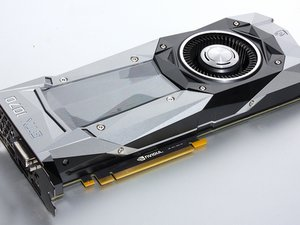 NVIDIA GeForce GTX 1070 Founders Edition Repair