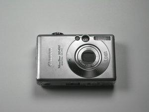 Canon PowerShot SD450