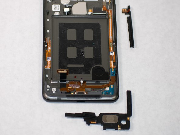 Google Pixel 2 XL Speaker Assembly Replacement