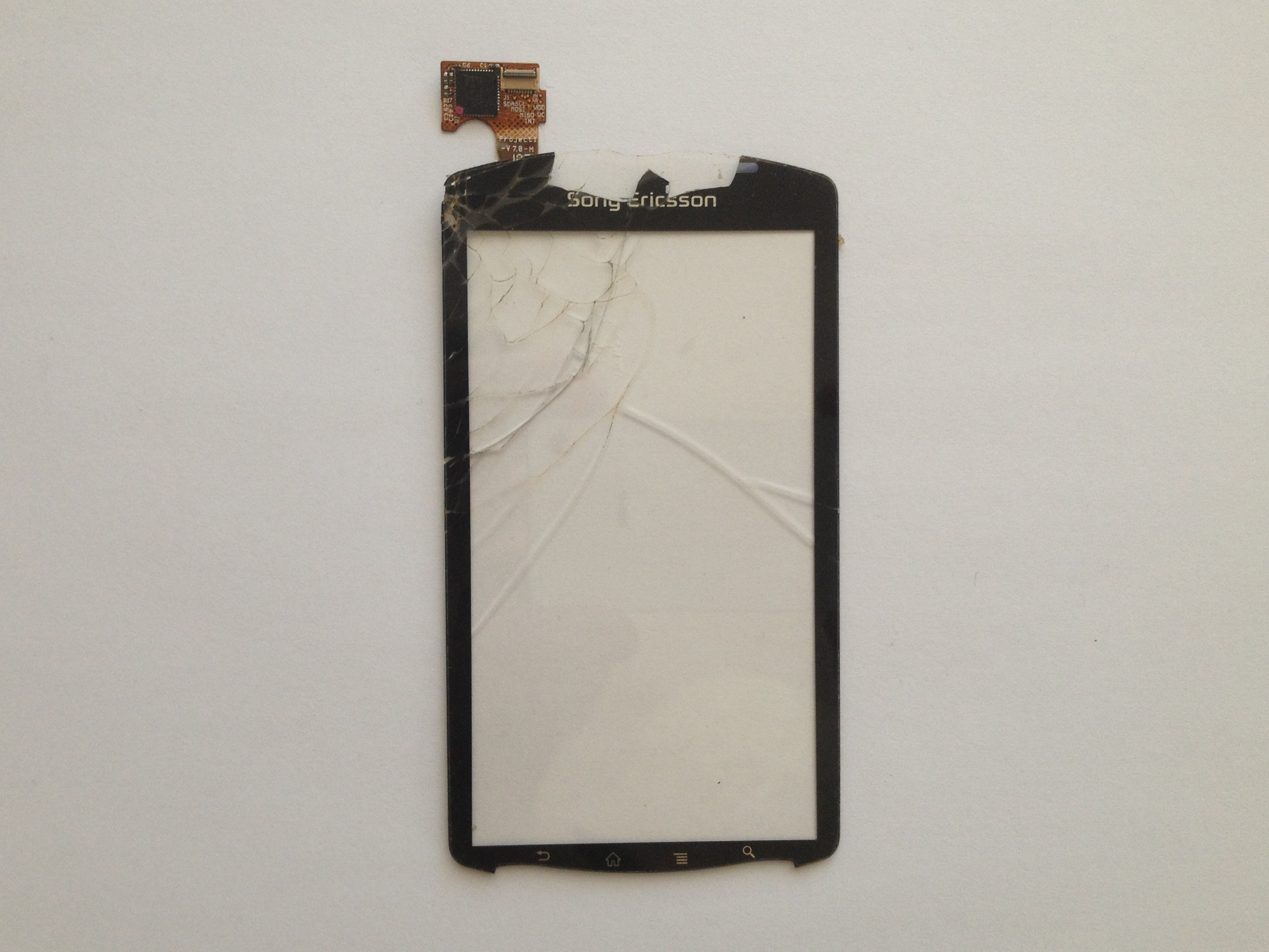 Sony Ericsson Xperia Play Touch Screen Glass Digitizer Replacement Touchscreen Ifixit Repair Guide