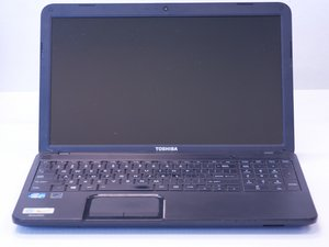 Toshiba Satellite C855-S5115 Repair
